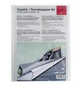AMI Transferpapier wit