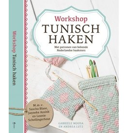 Kosmos Boek Tunisch haken - workshop