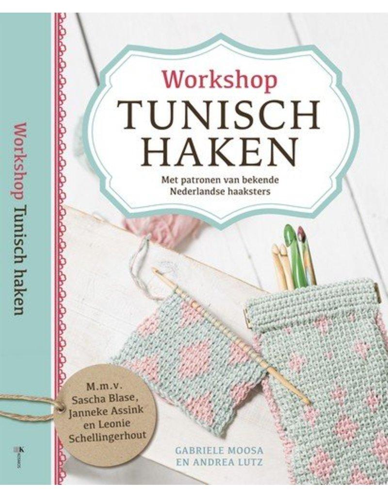 Kosmos Boek Tunisch haken - workshop