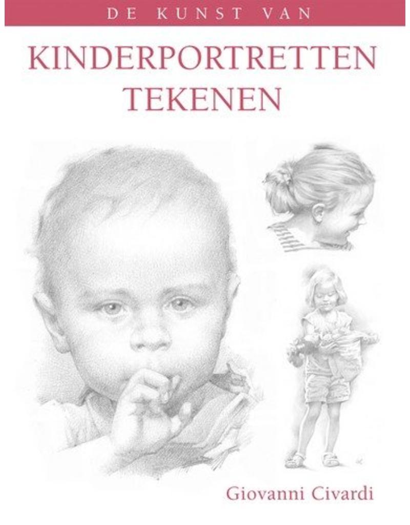 Kosmos Boek Kinderportretten tekenen