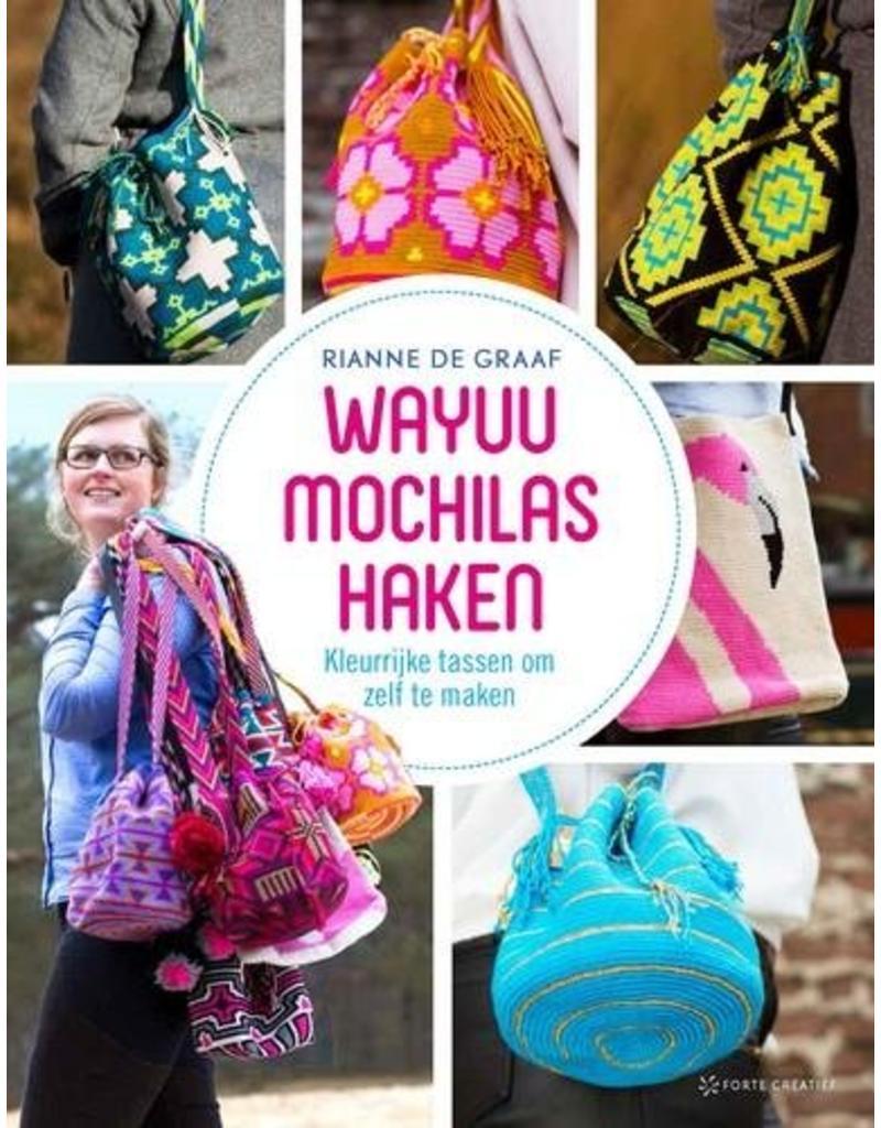 Forte Boek Wayuu Mochilas haken