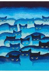 Diamond Dotz Diamond Painting pakket Smokey Mountain Cats