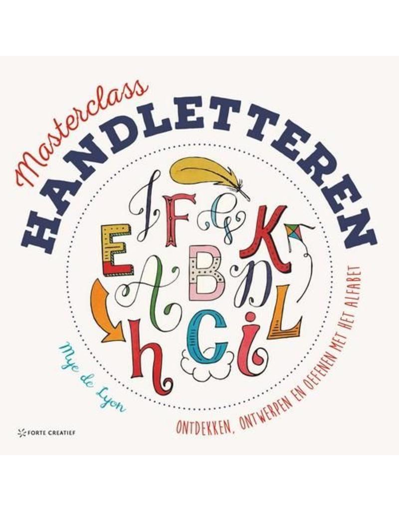 Forte Boek Masterclass Handletteren