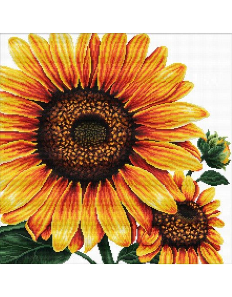 Needleart World Borduurpakket Sunflower