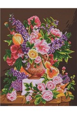 Diamond Dotz Diamond Painting pakket Bouquet Ancien