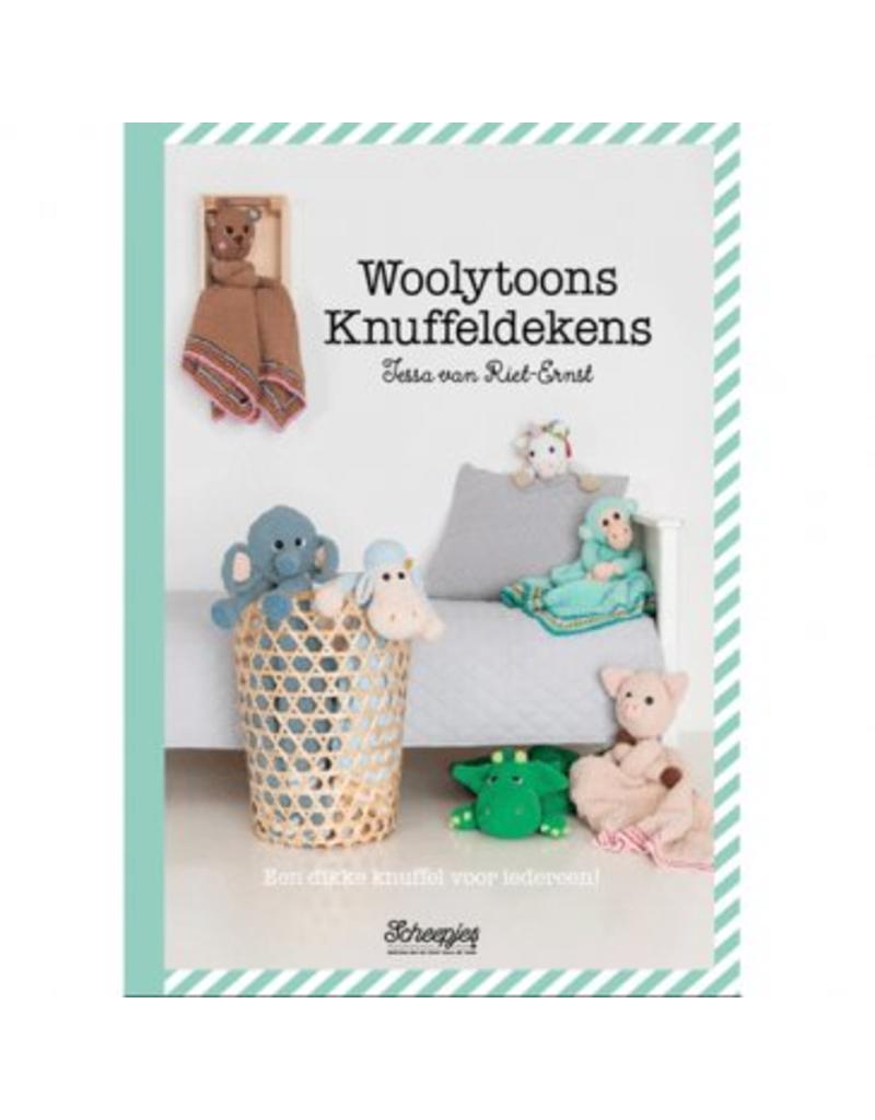 Scheepjes Boek Woolytoons knuffeldekens