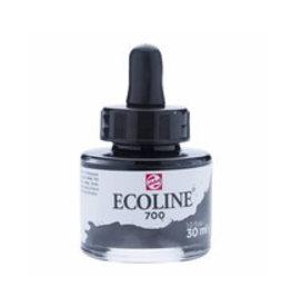 Talens Ecoline 30 ml - zwart