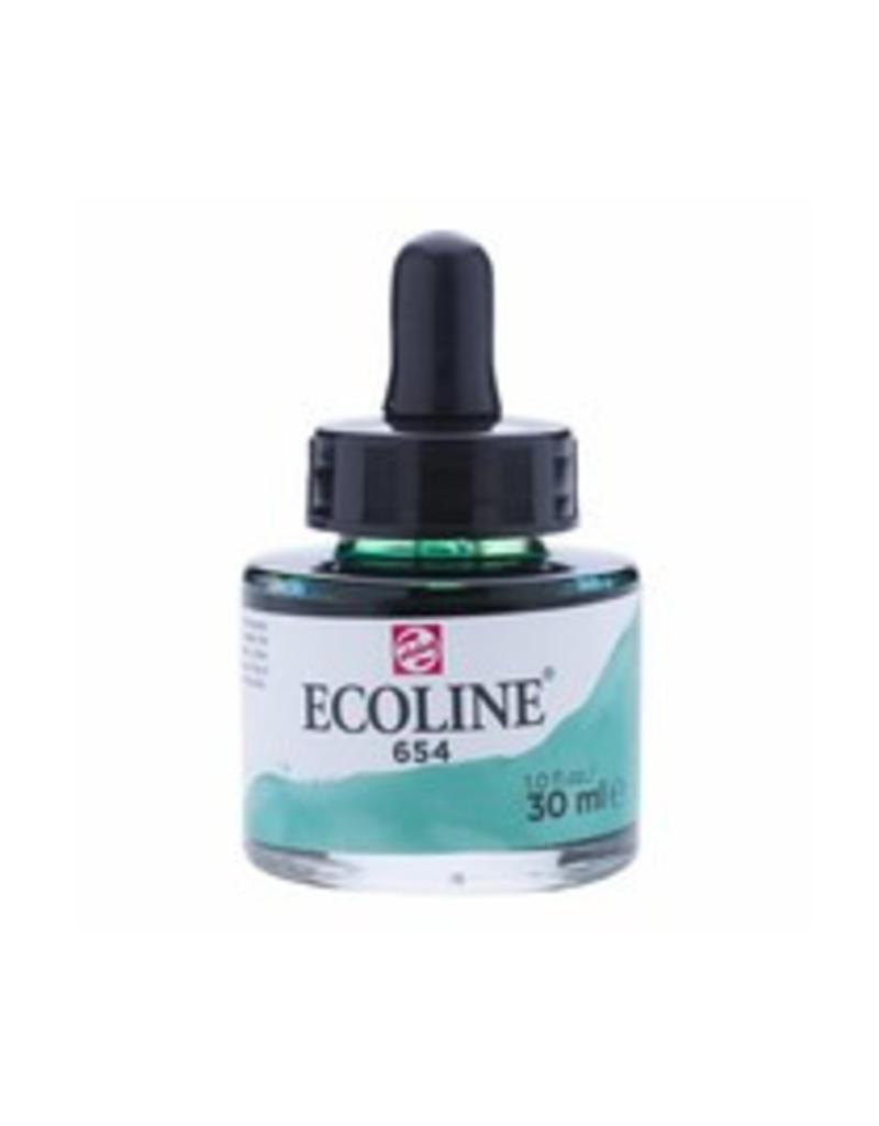 Talens Ecoline 30 ml - dennegroen