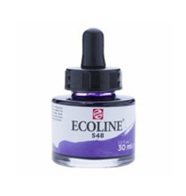 Talens Ecoline 30 ml - blauwviolet