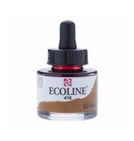 Talens Ecoline 30 ml - sepia