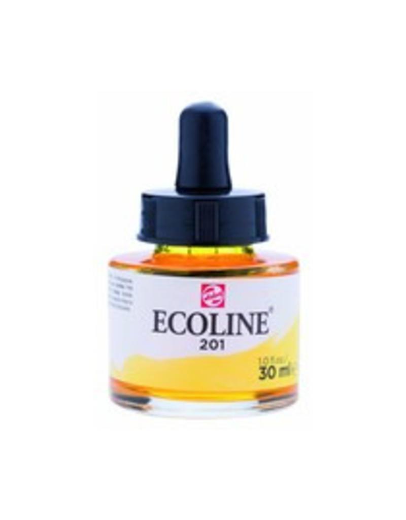Talens Ecoline 30 ml - licht geel