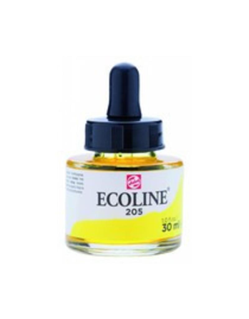 Talens Ecoline 30 ml - citroengeel