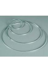Metalen ring 8 cm