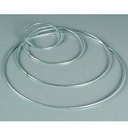 Metalen ring 13 cm