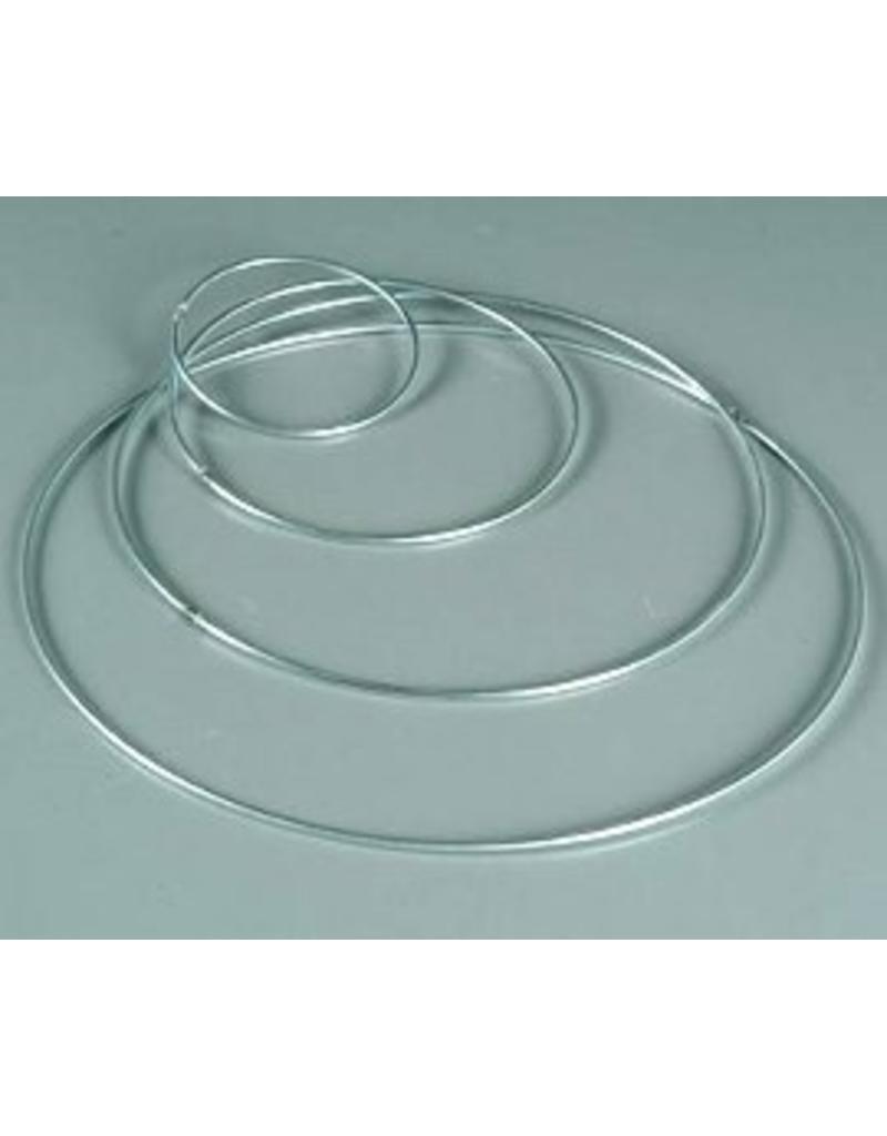 Metalen ring 15 cm