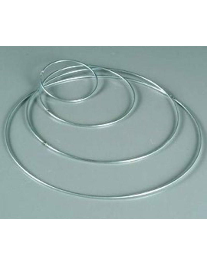 Metalen ring 35 cm