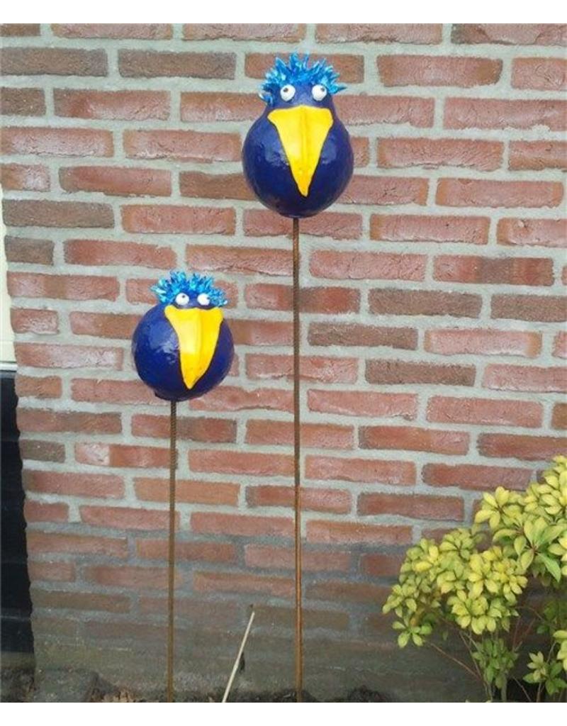 Styropor bal, 2 helften 25 cm