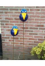 Styropor bal, 2 helften 39 cm