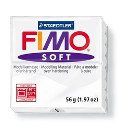 Staedtler Fimo klei soft 00-wit