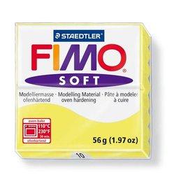 Staedtler Fimo klei soft 10-citroen