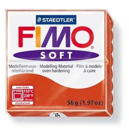 Staedtler Fimo klei soft 24-indischrood