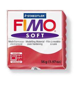 Staedtler Fimo klei soft 26-kersenrood