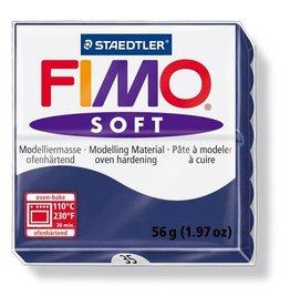 Staedtler Fimo klei soft 35-windsorblauw