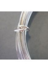 Zilverdraad 0.80 mm