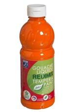 Le Franc & Bourgeois Plakkaatverf oranje