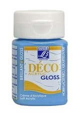 Le Franc & Bourgeois Deco gloss acrylverf light blue