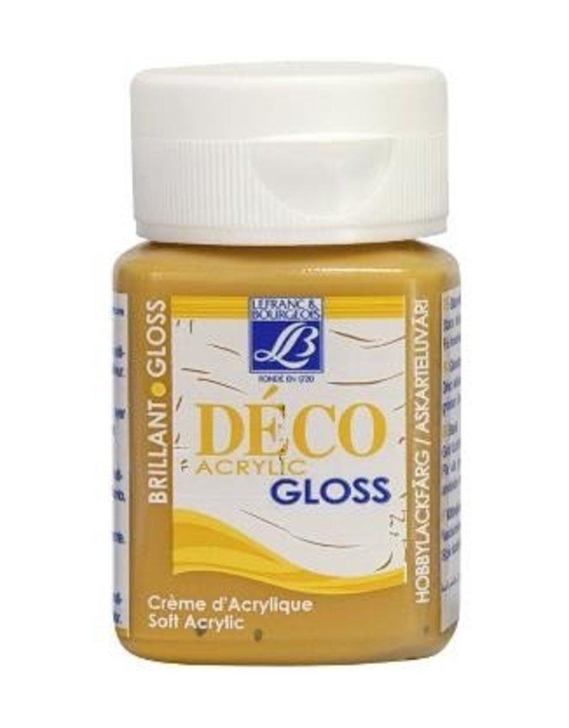 Le Franc & Bourgeois Deco gloss acrylverf caramel