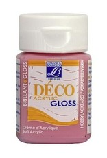 Le Franc & Bourgeois Deco gloss acrylverf rose