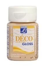 Le Franc & Bourgeois Deco gloss acrylverf lightpeach