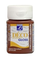 Le Franc & Bourgeois Deco gloss acrylverf mahony
