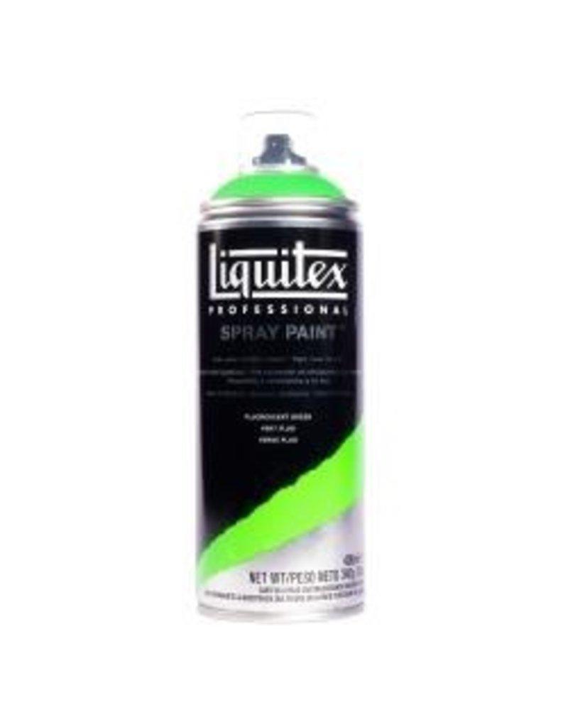 Liquitex Liquitex Professional Spray Paint Fluorescent Green