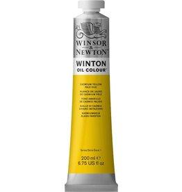 Winsor en Newton WINTON TUBE CADMIUM YELLOW PALE HUE
