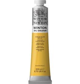 Winsor en Newton WINTON TUBE CADMIUM YELLOW MED