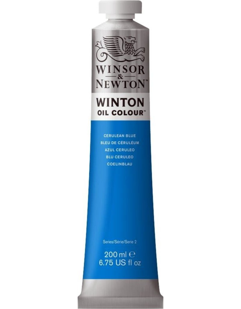Winsor en Newton WINTON TUBE  CERULEAN BLUE
