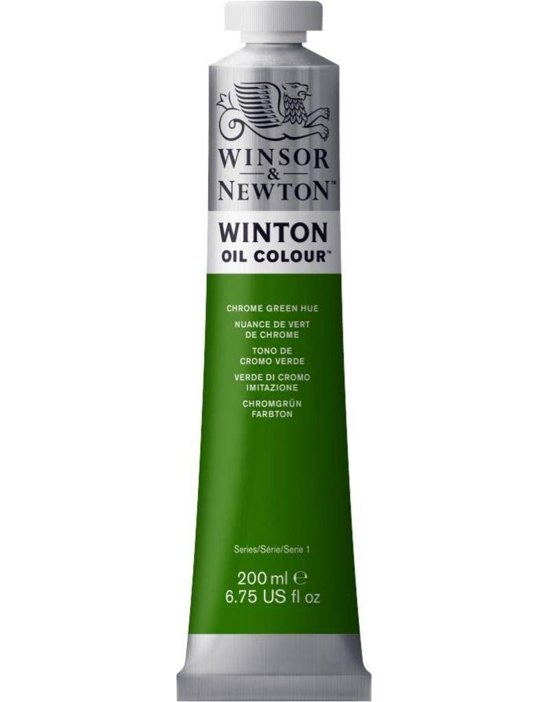 Winsor en Newton WINTON TUBE  CHROME GREEN HUE