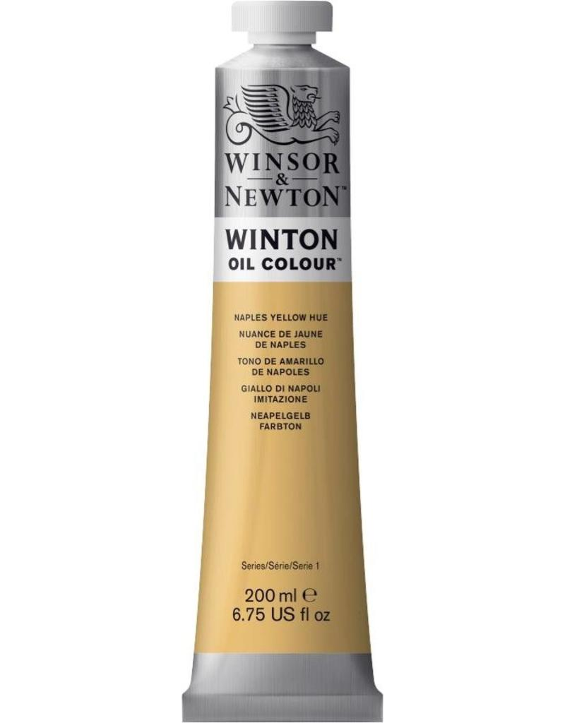Winsor en Newton WINTON TUBE NAPLES YELLOW HUE