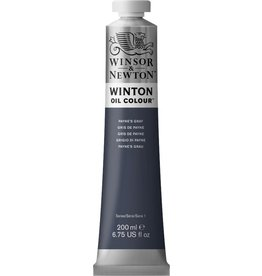 Winsor en Newton WINTON TUBE  PAYNES GRAY