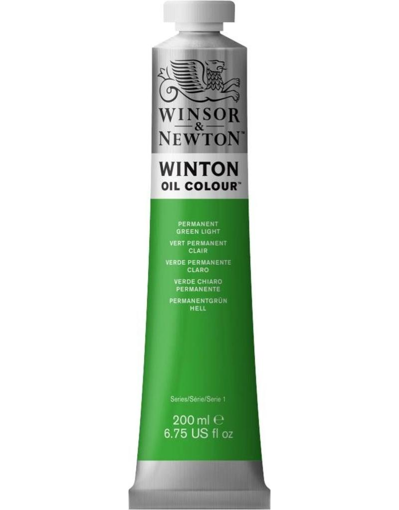 Winsor en Newton WINTON TUBE  PERM GREEN LIGHT