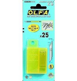 Olfa Reserve mesjes voor Olfa art-knife