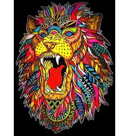 Painting Velvet Colovelvet kleurplaat Lion King