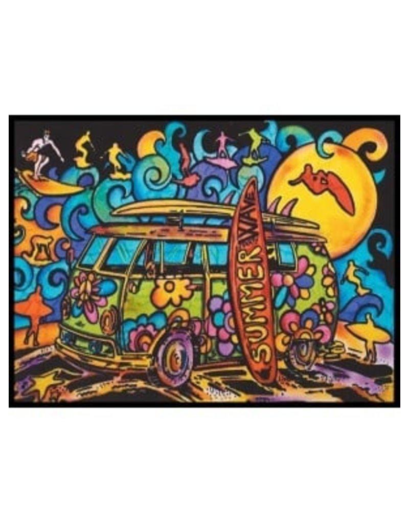 Painting Velvet Colorvelvet kleurplaat Summerwave