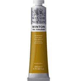 Winsor en Newton WINTON TUBE  YELLOW OCHRE