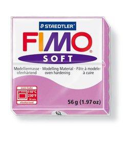 Staedtler Fimo klei soft 62-lavendel