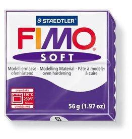 Staedtler Fimo klei soft 63-pruim