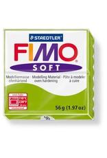 Staedtler Fimo klei soft 50 appelgroen