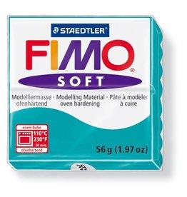 Staedtler Fimo klei soft 39 Lichtblauw